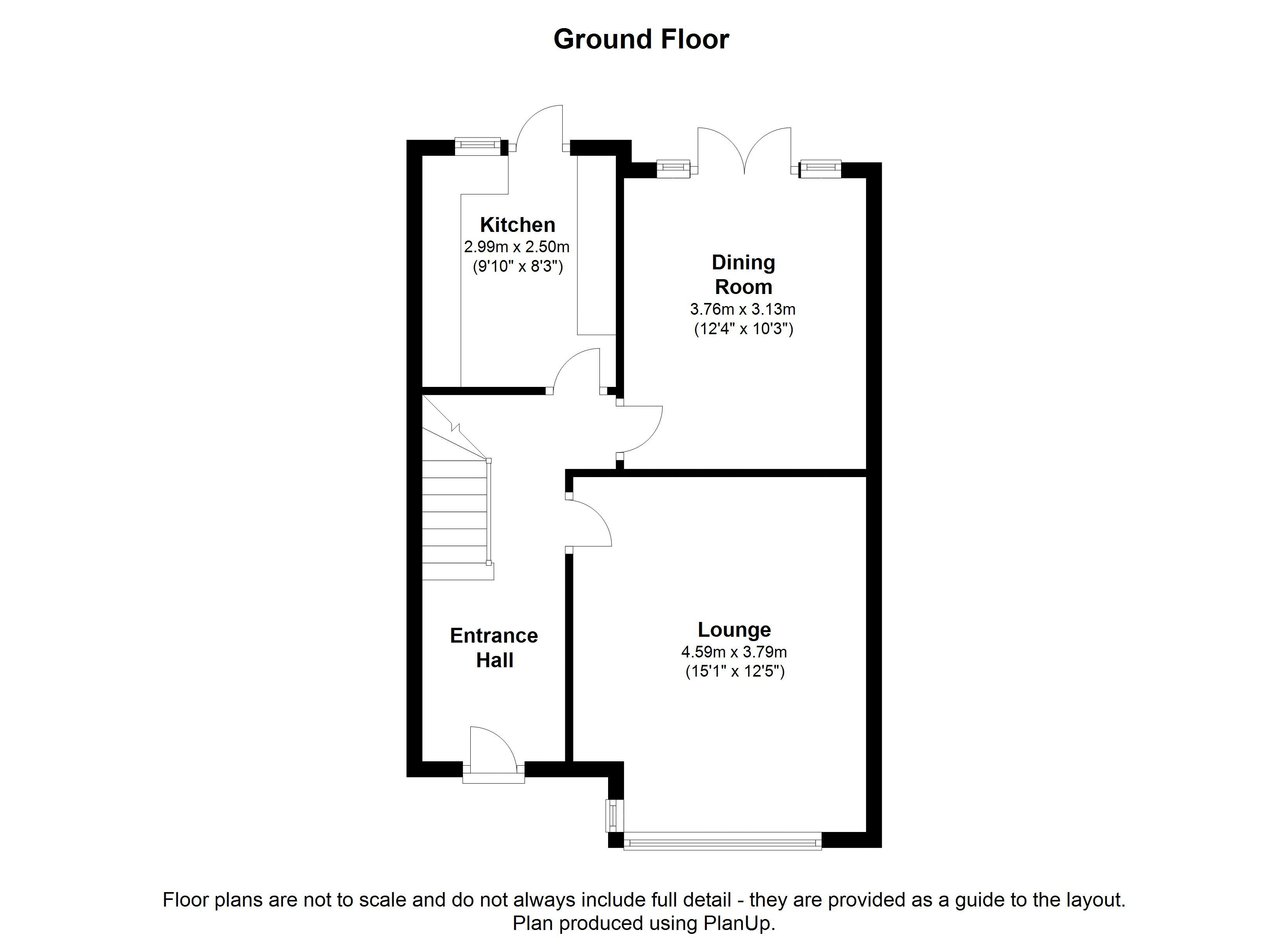 Floorplans For Merlin Grove, Beckenham