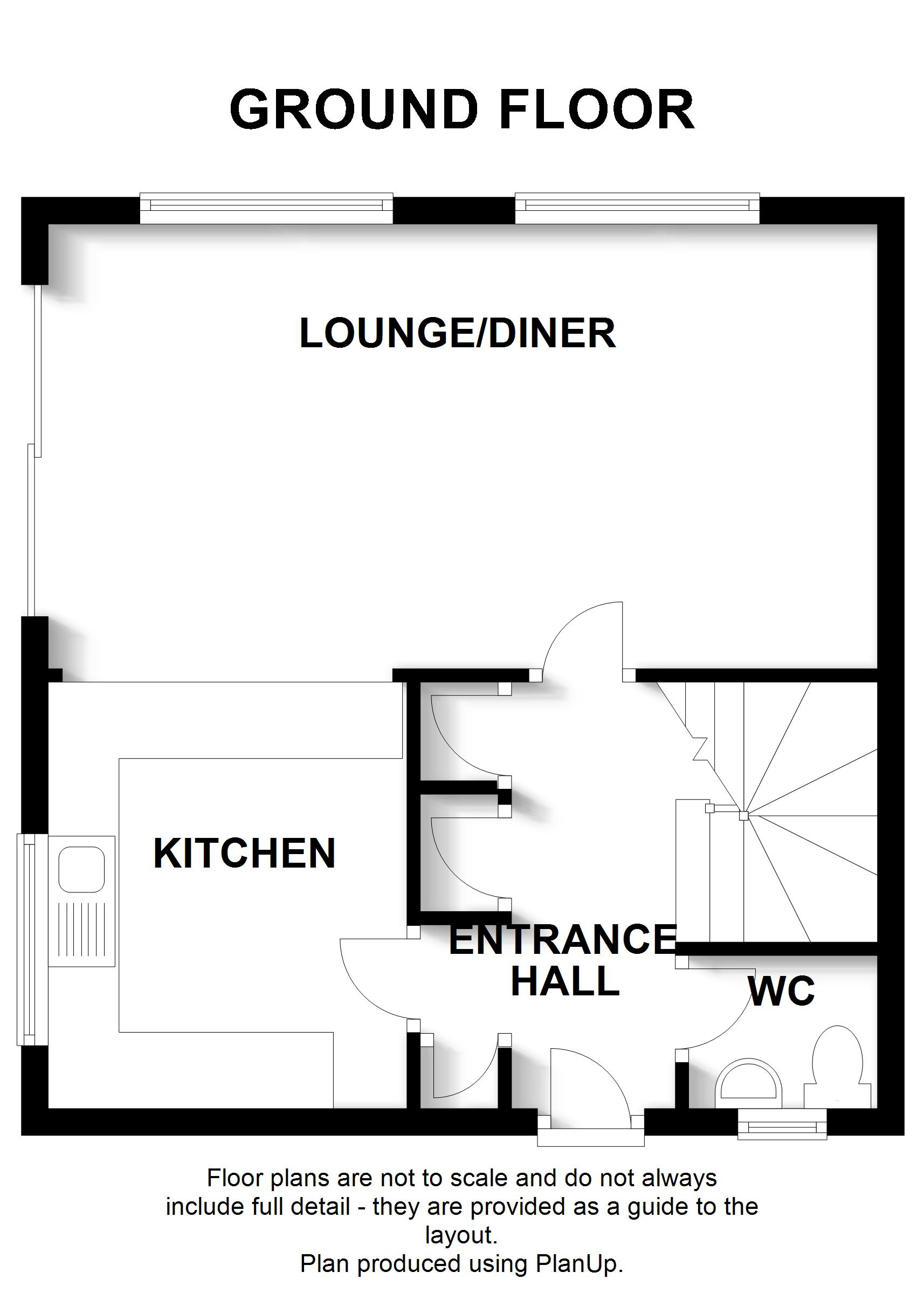 Floorplans For Regency Walk, Shirley