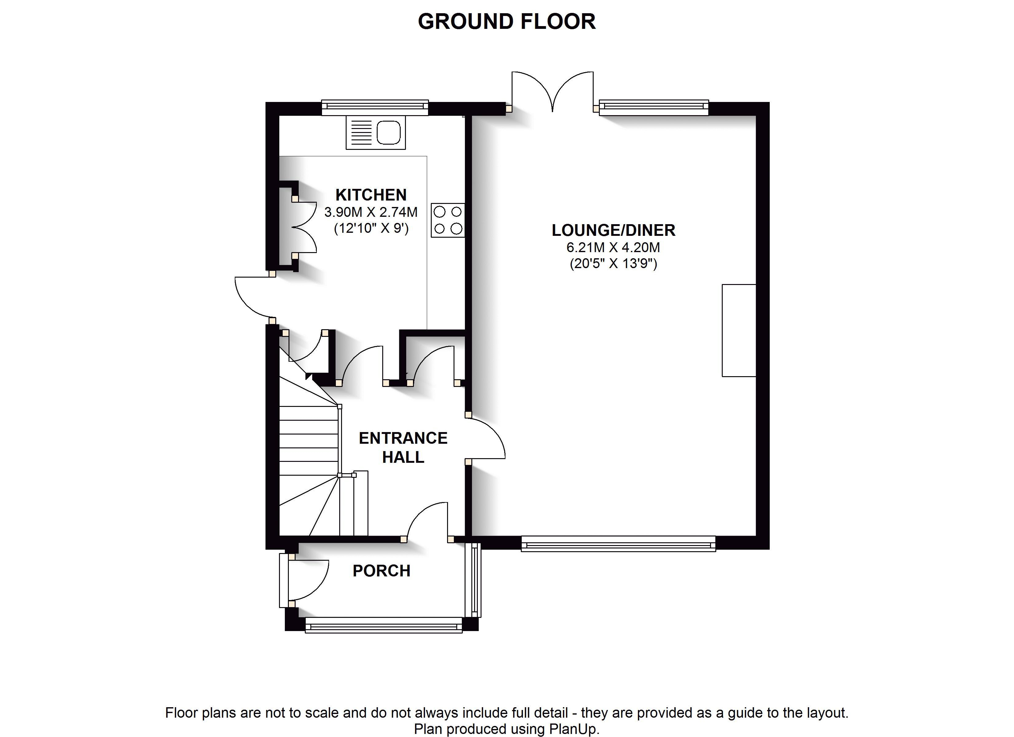 Floorplans For Shirley