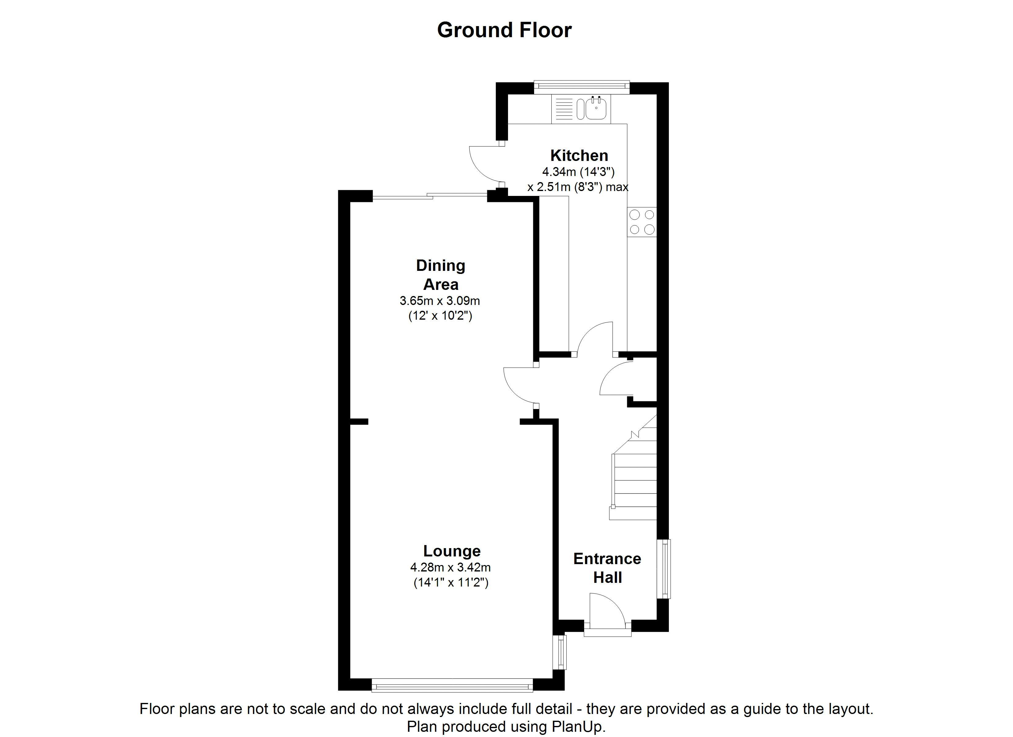 Floorplans For Farnborough
