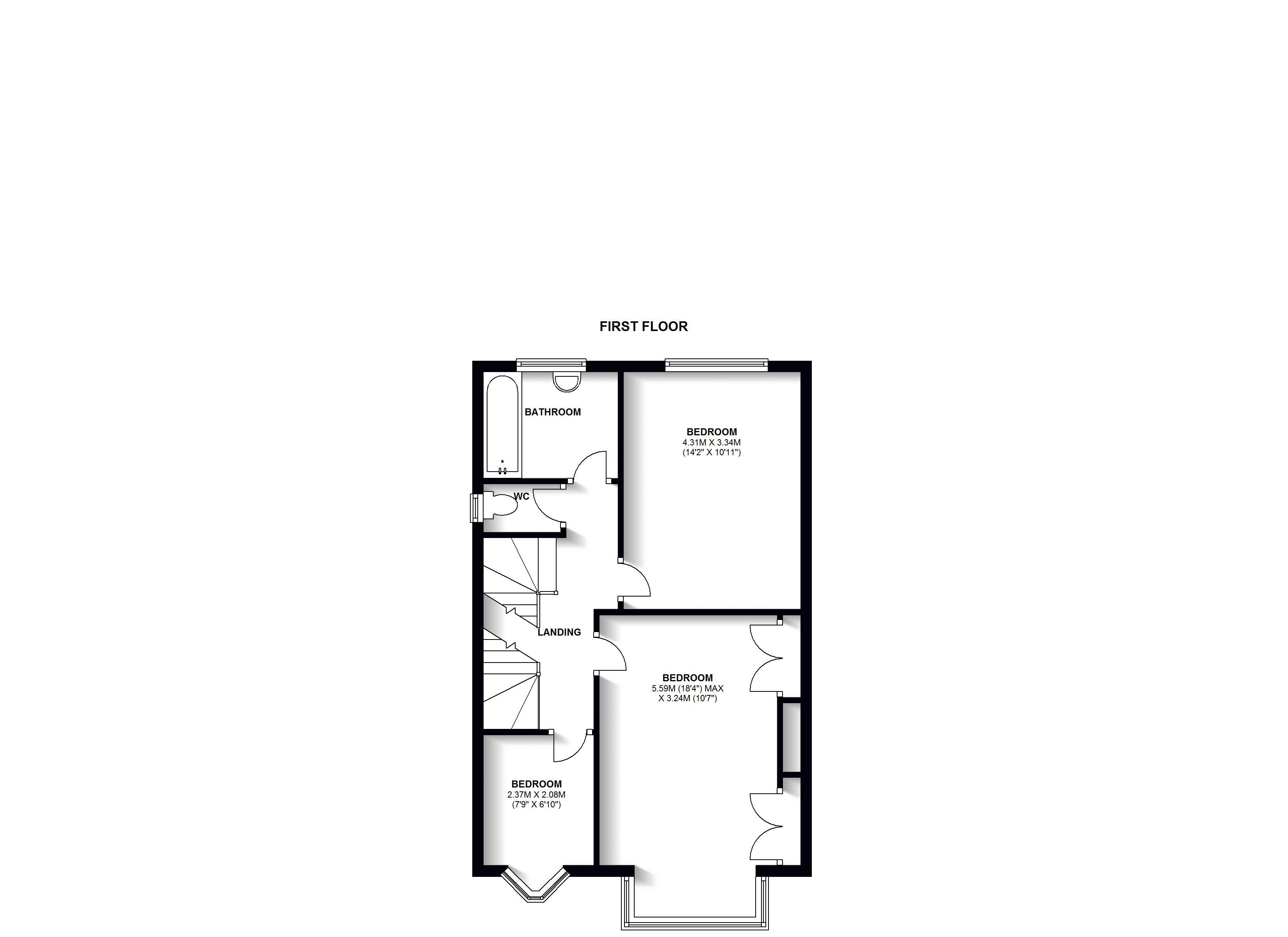 Floorplans For West Wickham