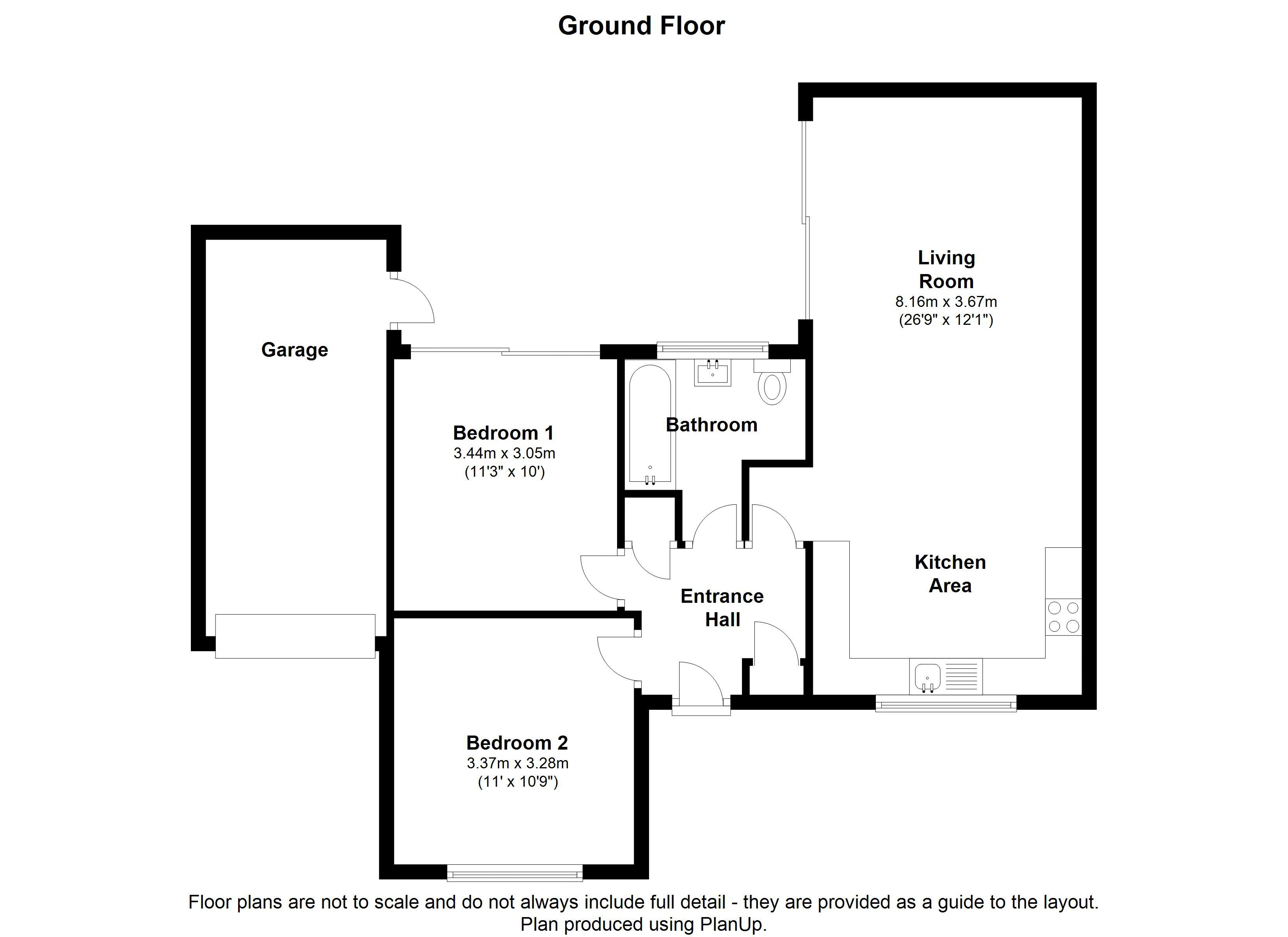 Floorplans For Mallow Close, Shirley Oaks Village