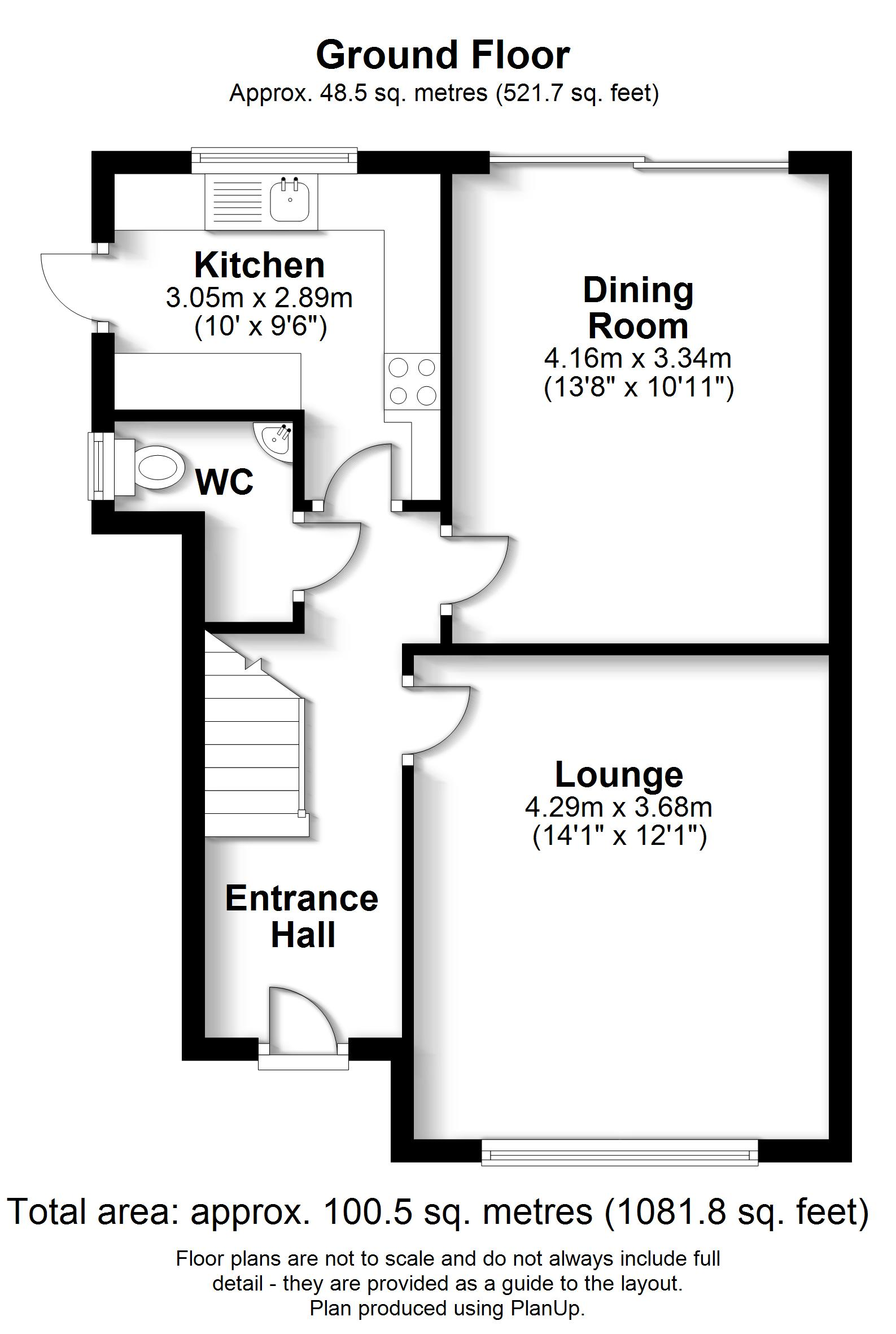 Floorplans For Tower View, Shirley