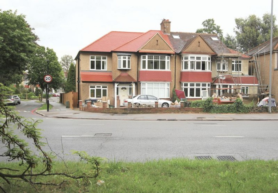 Images for Shirley Road, Shirley EAID:Allen Heritage WW BID:Allen Heritage