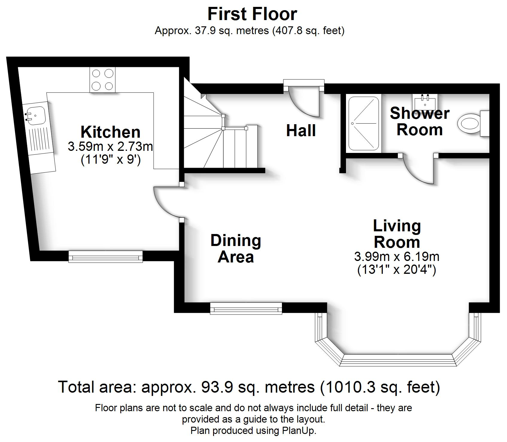 Floorplans For Shirley Road, Shirley